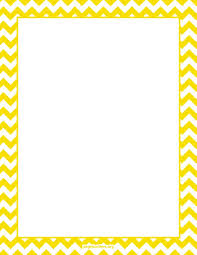 Small Picture yellow chevron border Digital Scrapbooking Freebies Pinterest