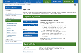 2 Mychart Login Page Mychart Unitypoint Health