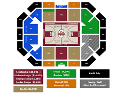 Sumter Opera House Seating Chart Cougar Club