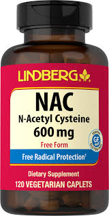 Amino acids form the building blocks of proteins in the body. Nac N Acetyl Cysteine 600 Mg 120 Vegetarian Caplets Pipingrock Health Products