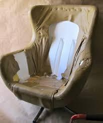 knoll egg chair. Originally Knoll Egg Chair