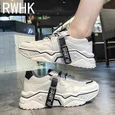 <b>RWHK 2019</b> autumn and winter European and American shoes ...