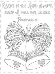Christmas Bible Verse Coloring Pages 1111