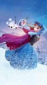 Iphone 6 Disney Winter Wallpaper