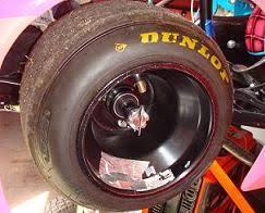 Dunlop Kart Tires