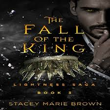The Fall Of The King Audiobook Stacey Marie Brown Audible Com Au