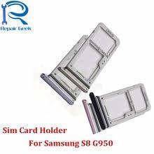 <b>10pcs</b>/<b>Lot</b> New High Quality For <b>Samsung Galaxy</b> S8 G950 Dual ...