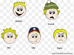 caras de emociones png pngegg
