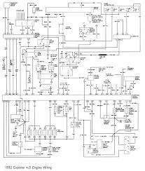 Part 1 1992 1994 4 0l ford ranger starter motor circuit wiring
