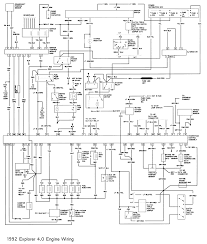 Ford ranger wiringgram radio ignition switch fuel pump 1992 wiring diagram stereo explorer trailer 1280