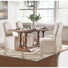 home decorators collection highland sandblasted natural dining