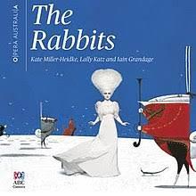 the rabbits cast recording cd cover jpg