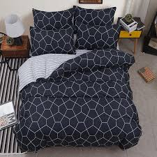 best luxury duvet cover flat bed sheets pillowcase king queen full twin bedding set bedding set blue and white duvet cover comforter set king from herbertw