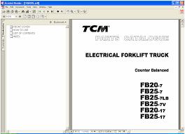 tcm forklift parts diagrams enthusiast wiring diagrams \u2022 tcm electric forklift wiring diagram tcm forklift tcm forklift parts manual pdf tcm fork lift parts list