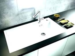 kitchen sink with cutting board kitchen sinks with cutting board round