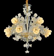 china yhd6002 8 4 rose chandelier italian style handmade glass chandelier china chandelier handmade glass