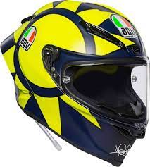The agv corsa winter test is one of the newest replica offerings from agv. Valentino Rossi Helmets Posts Facebook