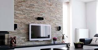 Decor Stone Wall Design impressivecontemporarybedroomstonewalldecorideaswall 68