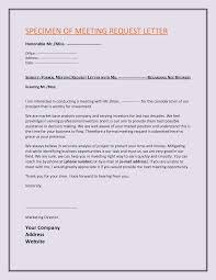 How To Write A Meeting Request Email Sample Mediafoxstudio Com
