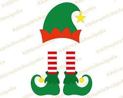 Free download 34 best quality elf legs silhouette at getdrawings. Elf Legs Svg Etsy
