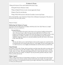 Eviction Notice 24 Sample Letters Templates