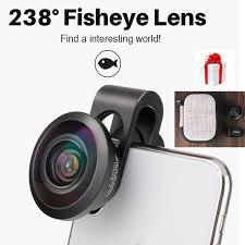 <b>Объектив</b> рыбий глаз <b>Ulanzi</b> HD 7.5mm 238 <b>Fisheye Lens</b> ...