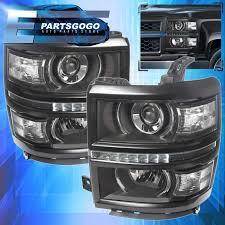 2015 Chevy Silverado 1500 Fog Light Bulb Car Truck Parts For 2014 2015 Chevy Silverado 1500 Led