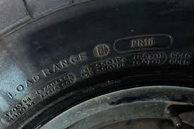 Tyre Load Rating Chart Australia Understanding Tyre Specs Without A Hitch Without A Hitch
