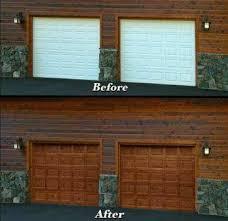 painting garage doorFAUXRIDER  Faux Wood Grain Door Painting