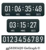 Ten Minutes Countdown Ten Minutes Clip Art Royalty Free Gograph