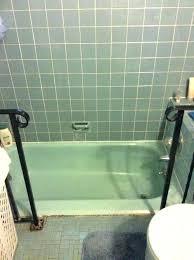sunken bathtub sunken bathtub cost with rain shower steps sunken tub shower combo