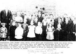 Matthews & McCoy Family Photos from Washington Co., Illinois