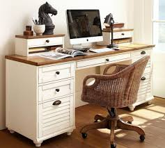 office furniture pottery barn. whitney rectangular desk office furniture pottery barn s