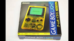 Pikachu Gameboy Light Limited Edition Toys R Us Clear Yellow Game Boy Light