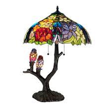 tiffany style mission aztec table lamp combined quoizel tiffany style table lamps combined original tiffany table