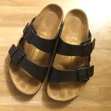 birkenstock size 36 birkenstock shoes black size 36 230 l5 poshmark