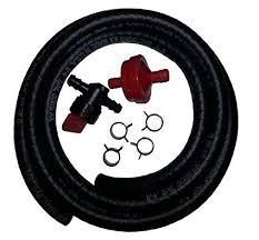 Amazon.com : Carburetor Fuel Line Replacement Kit for Tecumseh ...