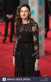 London, UK. 14 February 2016. Amanda Berry, CEO of Bafta. Red carpet Stock  Photo - Alamy