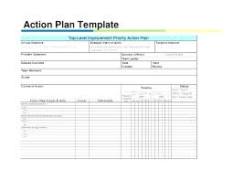 Improvement Plans Templates 9 Performance Action Plan Templates Free Sample Example Format