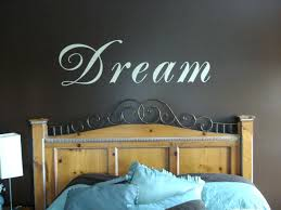 dream wall art decor vinyl design