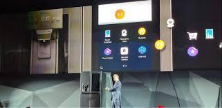 lg refrigerator instaview. smart refrigerators prove the next era of digital experience has arrived lg refrigerator instaview