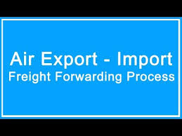 Air Export Import Freight Forwarding Process Youtube