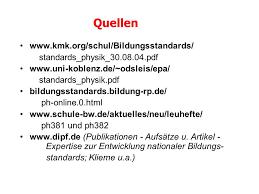 Bildungspläne für den Deutschunterricht ZUM-Wiki