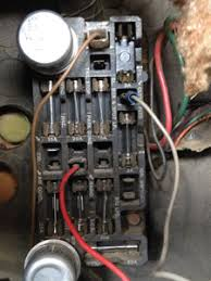 taking a short trip back to the s auto inc figure 1 fuse block