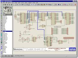 proteus 8 schematic capture the wiring diagram labcenter proteus 8 demo ares and isis xtronic schematic