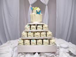 Roses Butterflies Wedding Cake Cakecentralcom