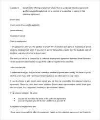 Appointment Letter Sample Government Job Appointment Letter Format