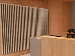 fin collection sound dampening wall panels sccfin