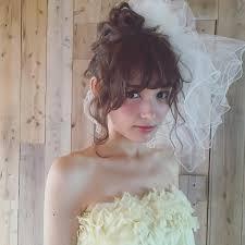 プレ花嫁必見 At Yuurireさんのブライダルヘアが素敵すぎ2019