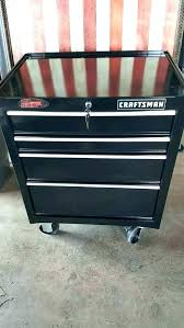 craftsman tool chest box used parts rollaway